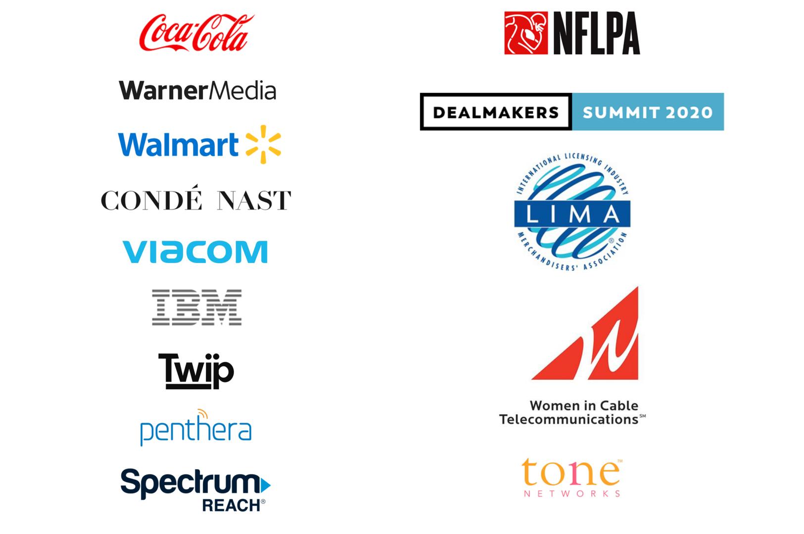 speaker:clients logos